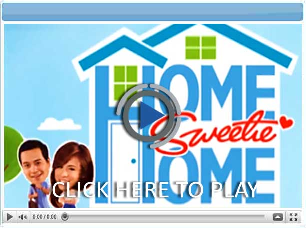 Home Sweetie Home - Pinoy Show Biz  Your Online Pinoy Showbiz Portal