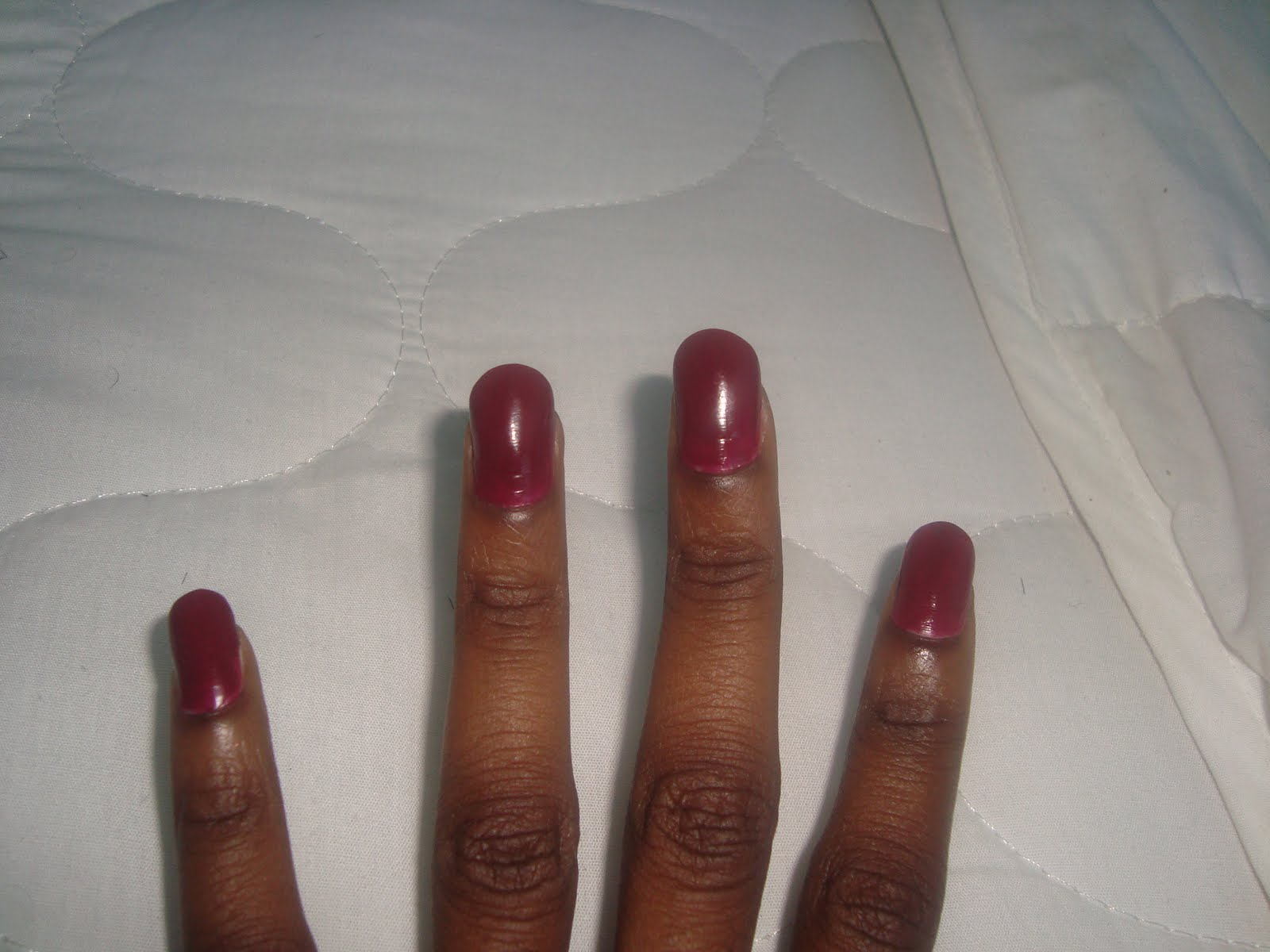 Dark Skinned Girls Included........: L.A Colors Color