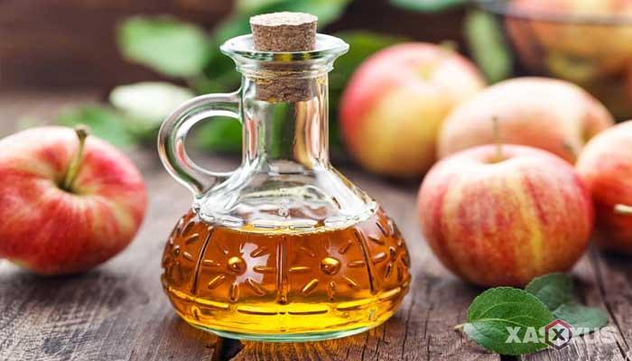 Obat batuk alami untuk ibu hamil - Cuka apel