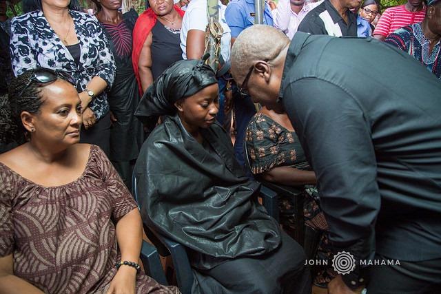 Mahama dedicates Fathers' Day to late Major Mahama