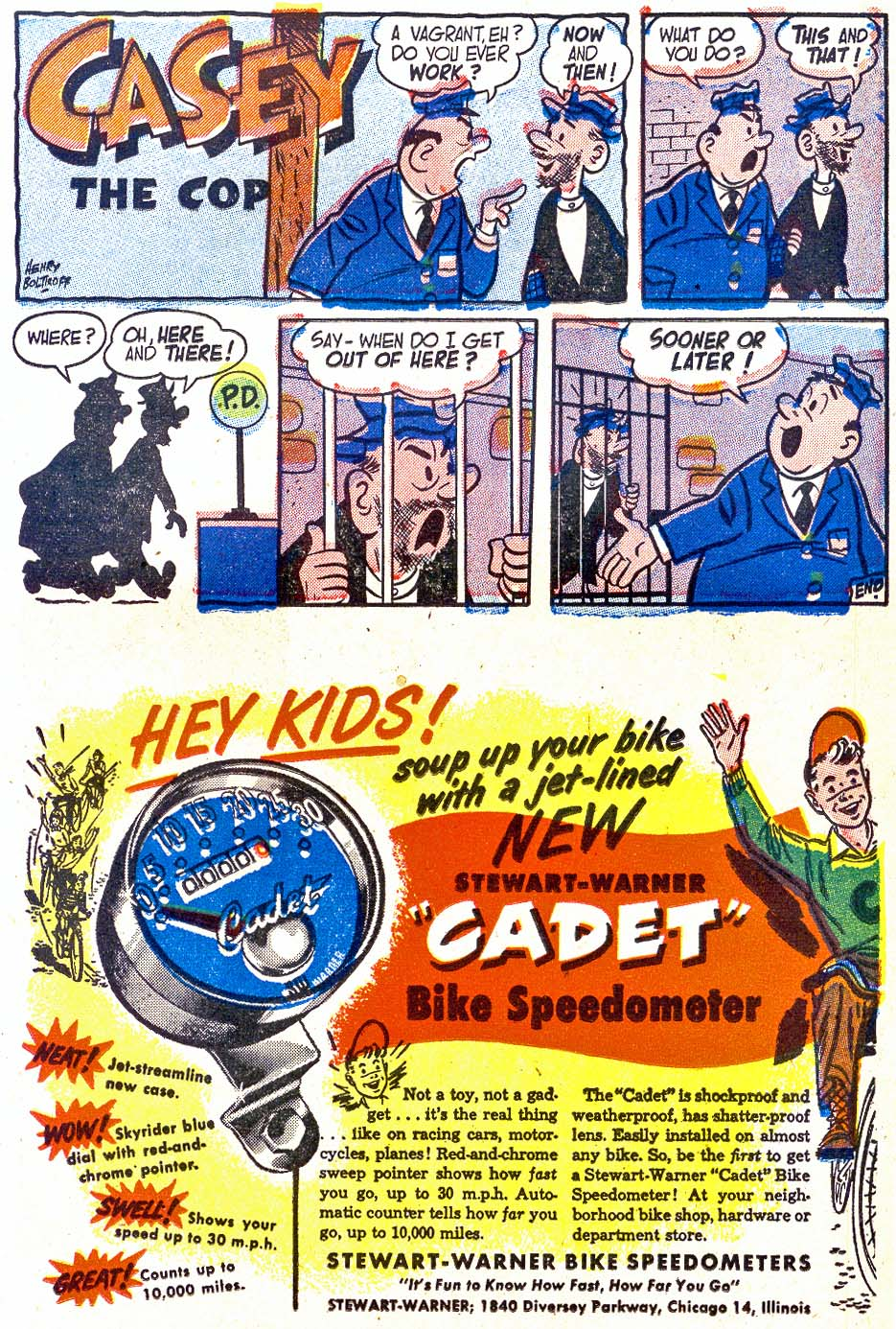 Detective Comics (1937) 202 Page 14