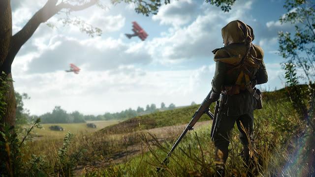 Nuevo trailer de la campaña de Battlefield 1