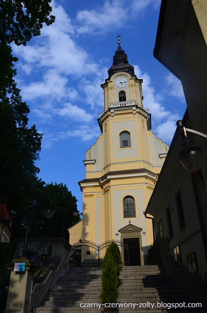 Andrychów- miasto które raz pokochałam przypadkiem, a w moim sercu jest do dziś!