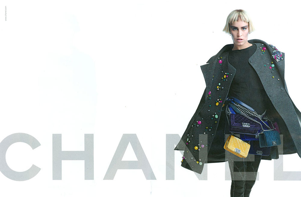 Chanel – Campaign Fall/Winter 2012-2013