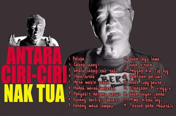 Parti Agenda Peribadi Mahathir Sudah Ditolak Rakyat