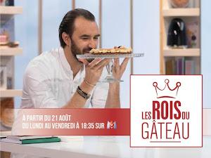 Les Rois Du Gâteau ! Nouvelle émission pâtisserie sur M6 avec Cyril Lignac
