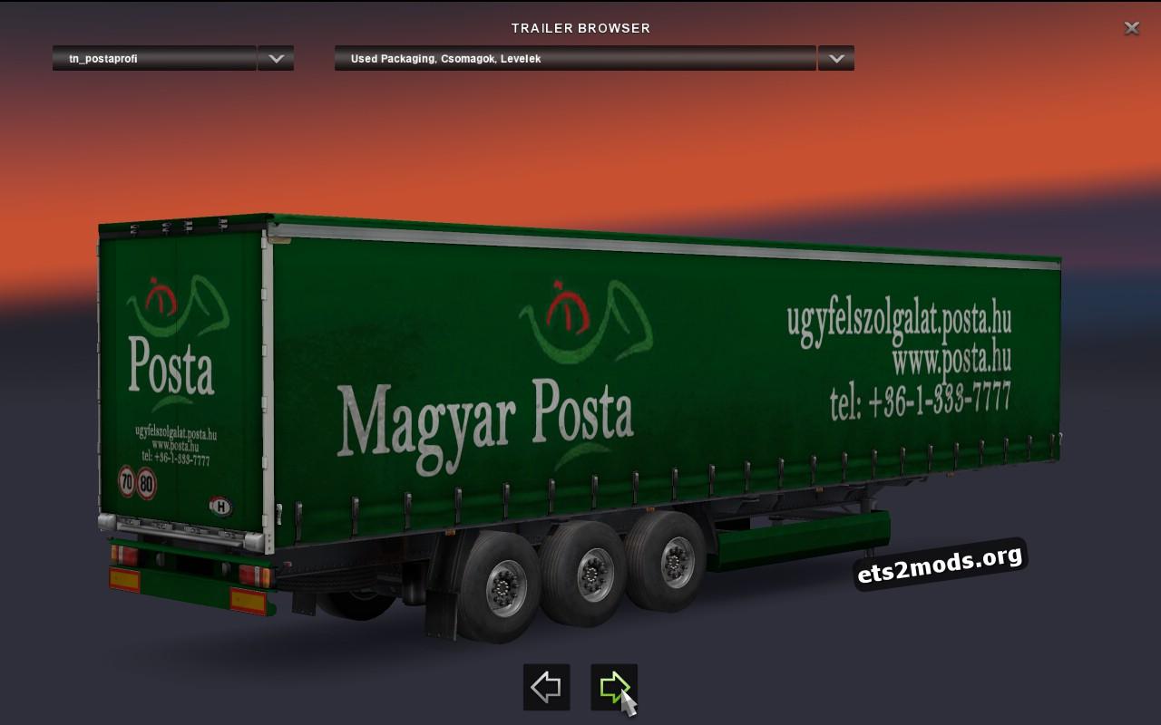 Combo Pack Magyar Posta