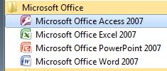 Membuat Database Ms. Access (.mdb)