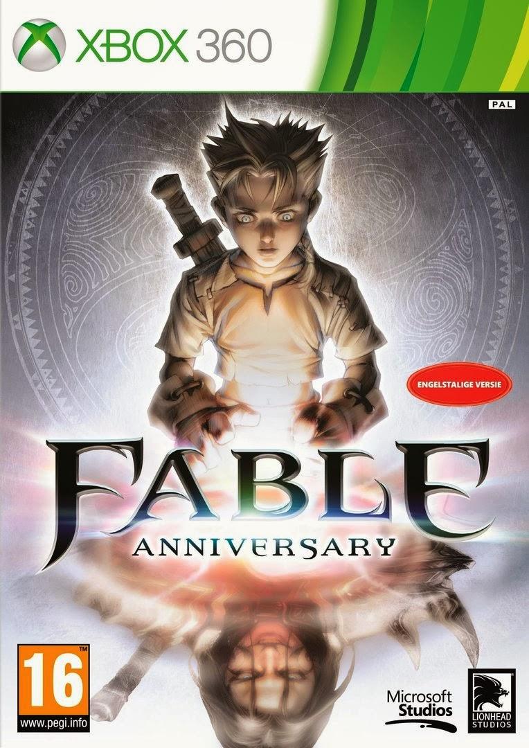 Fable Anniversary XBOX 360 ESPAÑOL