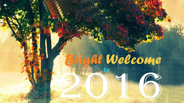 Happy New Year 2016 HD Wallpapers 8