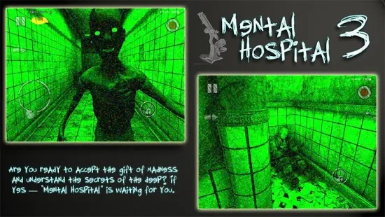 Mental Hospital III Apk + Data for android