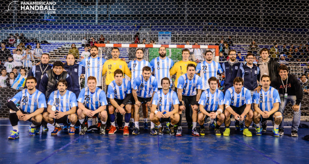 Argentina selección handball masculina 2016