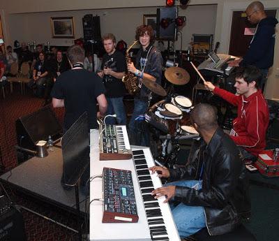 MagFest Jam Band