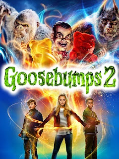 Goosebumps 2 Halloween Assombrado Torrent (2018) WEB-DL 720p | 1080p Dual Áudio/Dublado