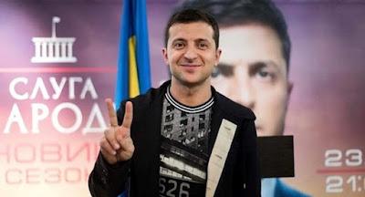 Зеленський відмовився балотуватися на президентських виборах