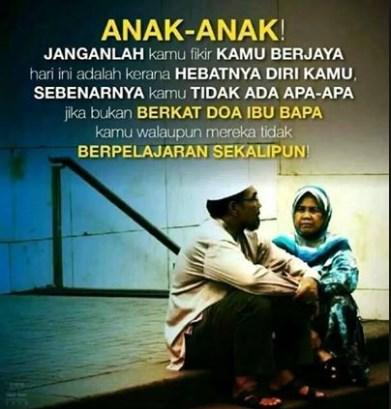 Kata Kata Doa Ibu untuk Anaknya