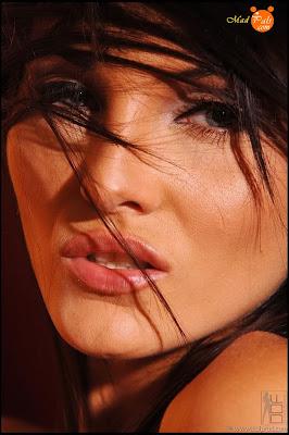 Celebrities Corner Ivette Blanche Sexy Image