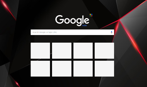 how to change google chrome default theme