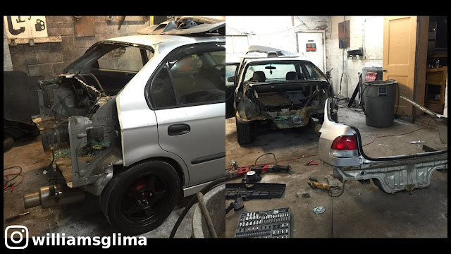 modifikasi Civic EK Hatchback 5 door