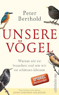 """Cover von """"Unsere Vögel"""" von Peter Berthold"""
