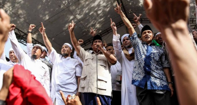 Ternyata Real Count BPN Sebagian Besar Ambil Data TPS yang Prabowo-Sandi Menang