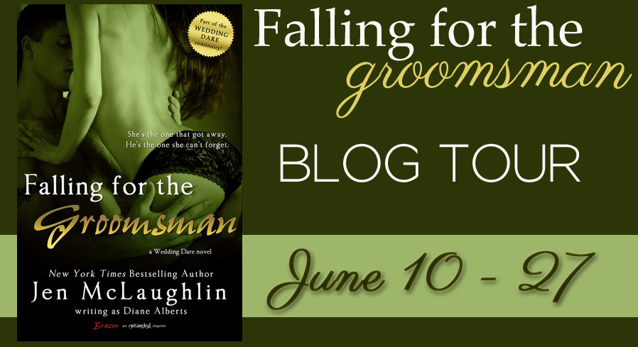 Falling for the Groomsman blog tour