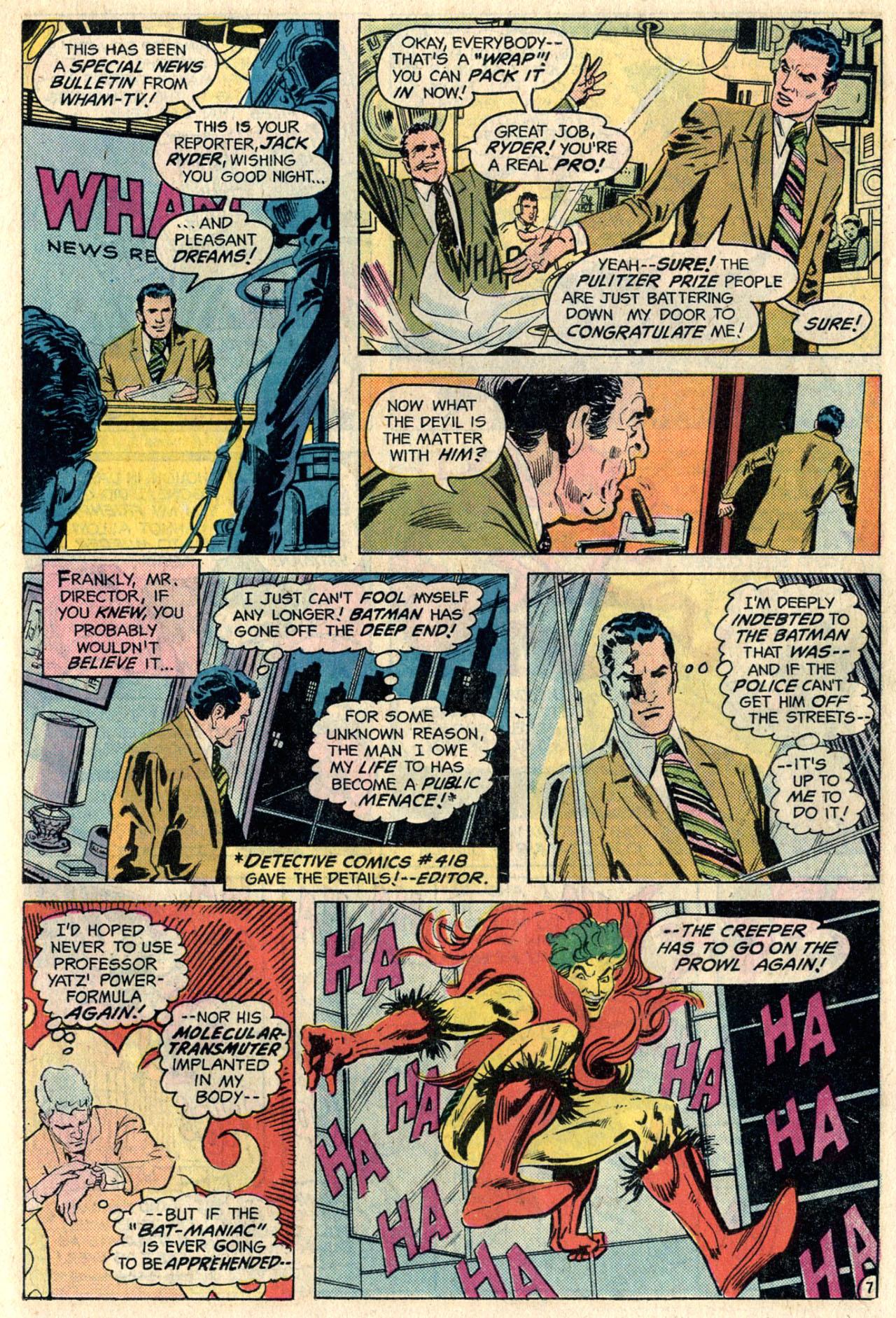 Detective Comics (1937) 447 Page 10