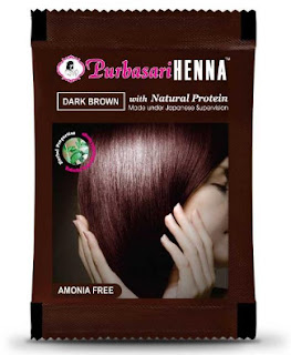 Purbasari Hair Collor Henna