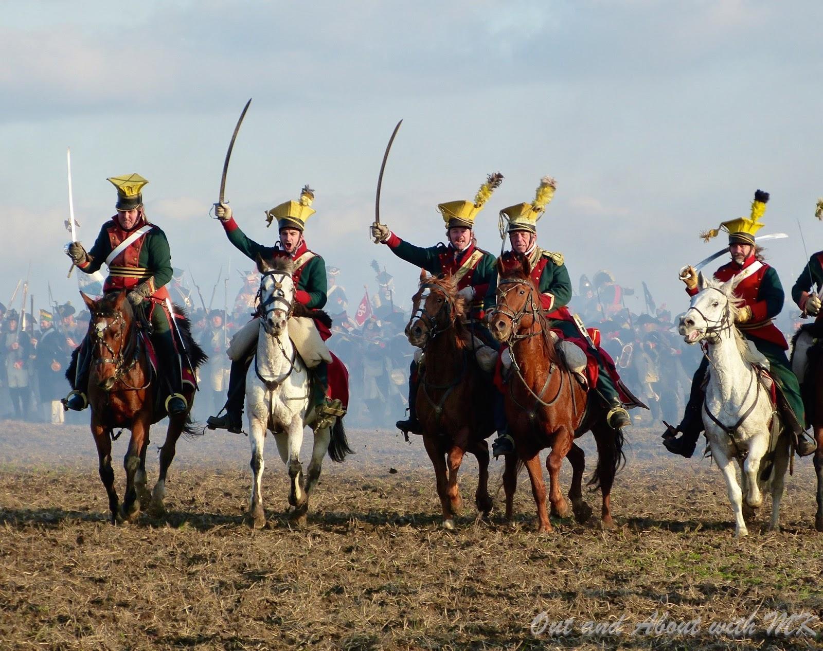 History Comes Alive During The Re Enactment Of Battle Austerlitz Jazz1 Sachet
