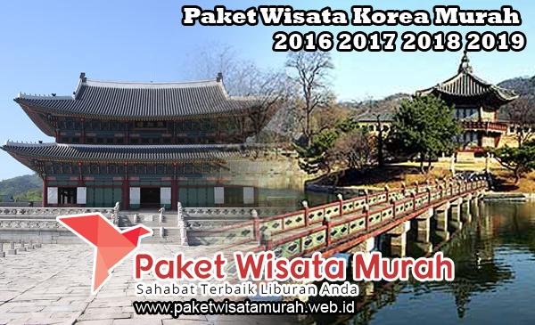 Travel Korea Murah