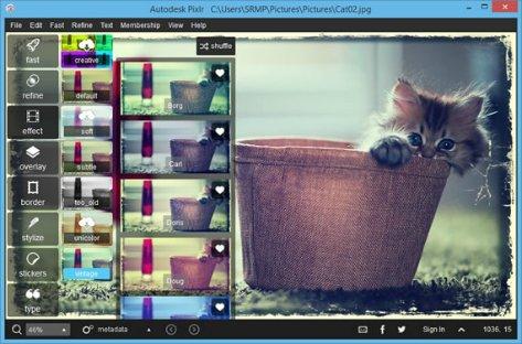 برنامج تعديل الصور مجاني