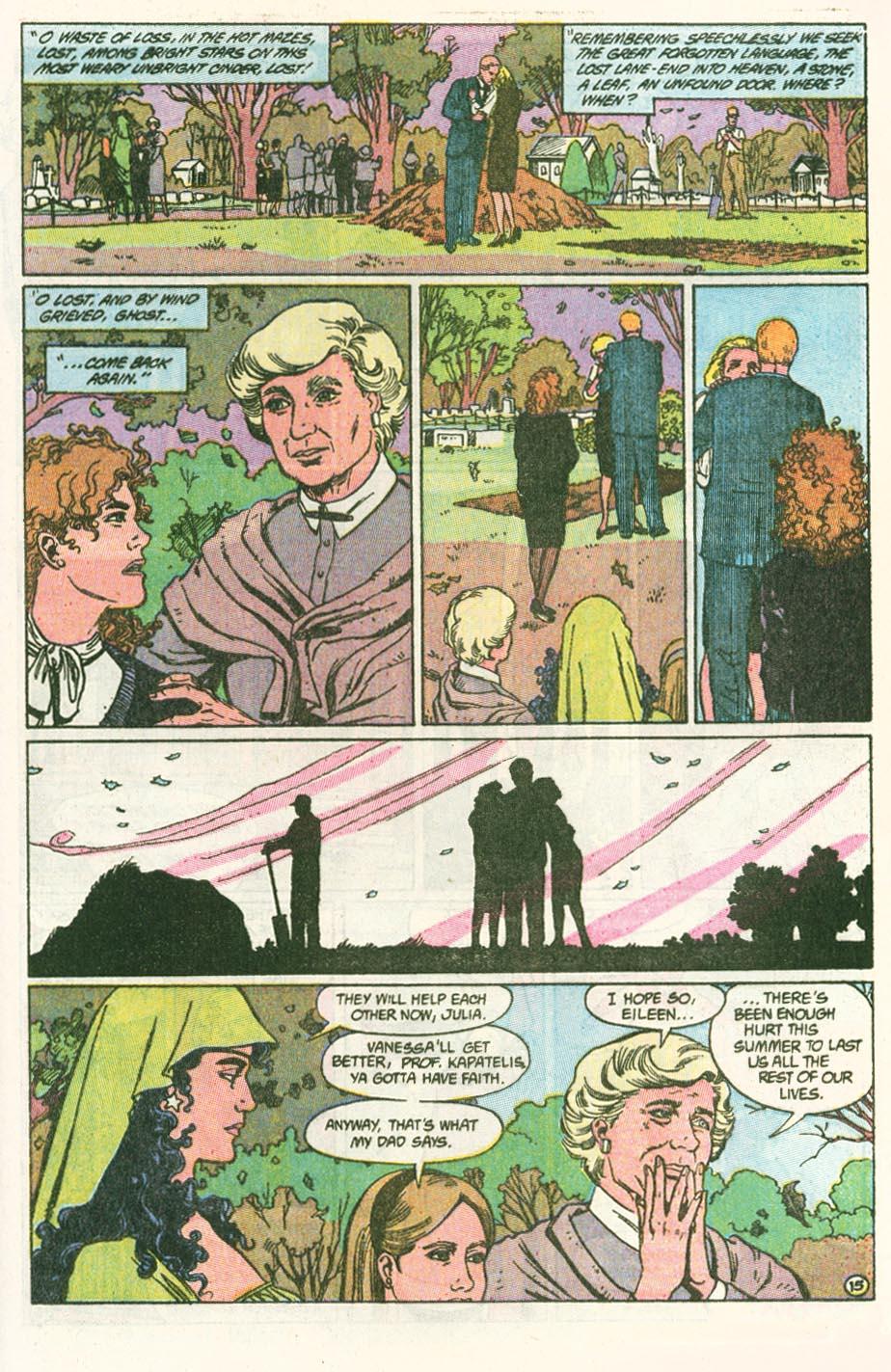 Read online Wonder Woman (1987) comic -  Issue #46 - 16