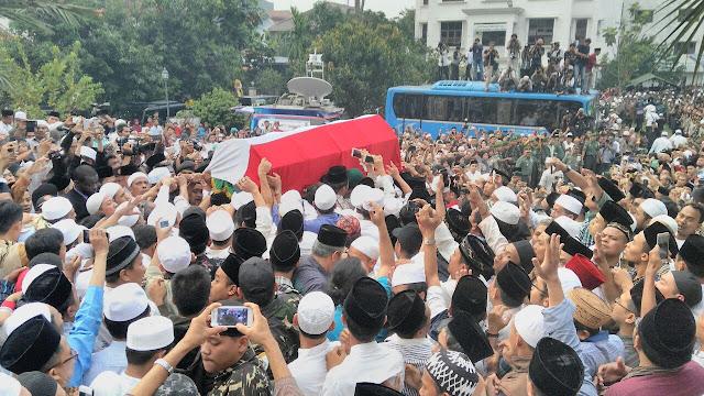 Mengenang Kyai Hasyim Muzadi yang Humoris