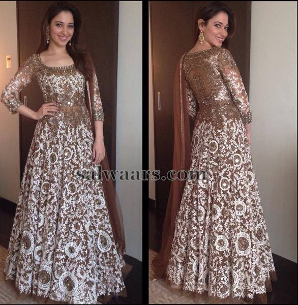 Tamannah Long Length Salwar Suit