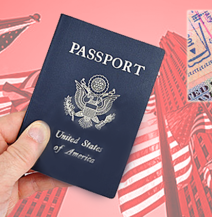 How to Apply for American USA Visa