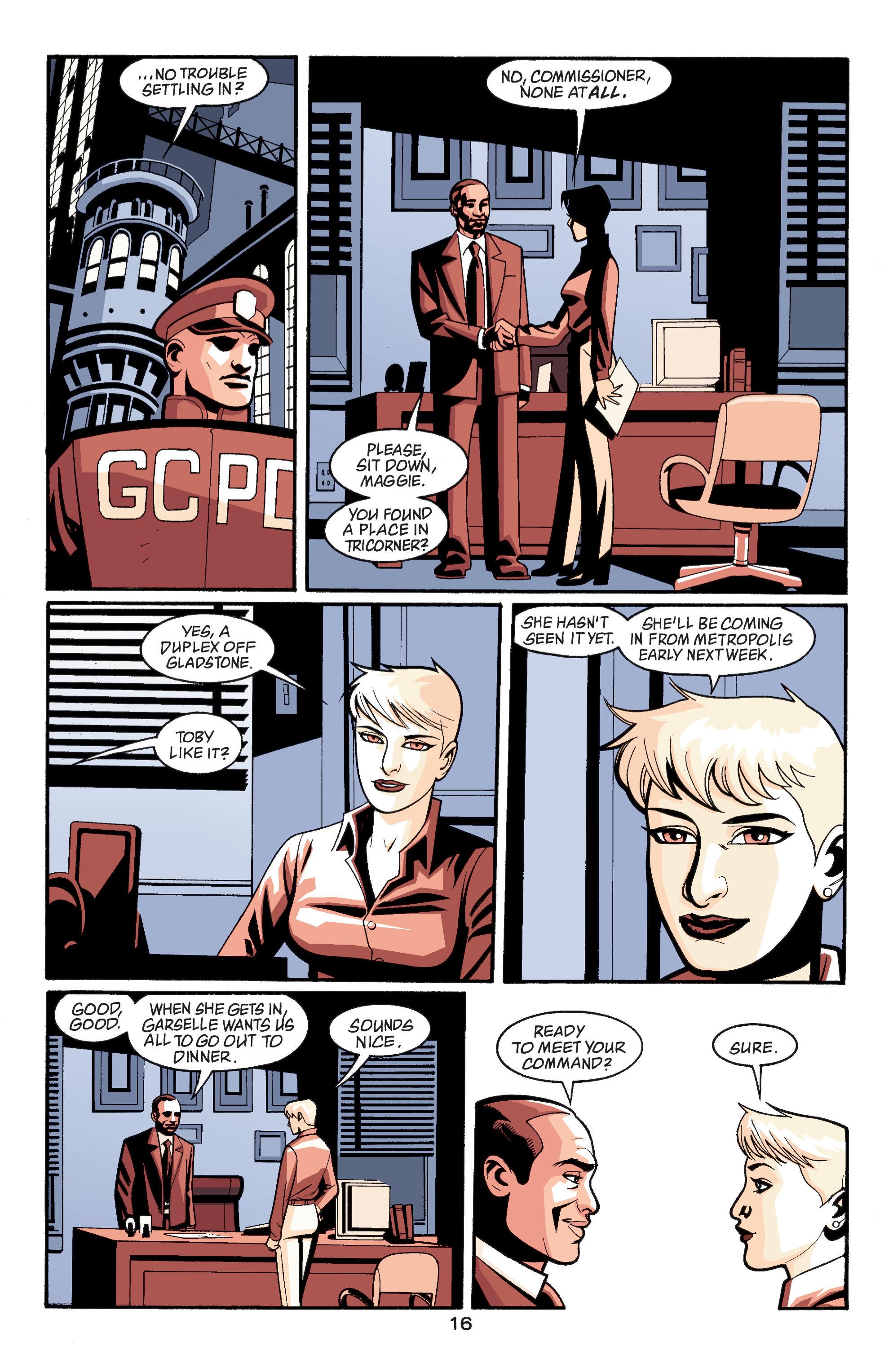 Detective Comics (1937) 764 Page 16