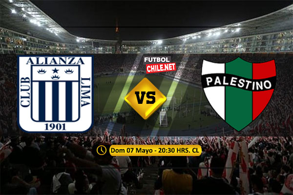 Mira Alianza Lima vs Palestino en vivo y online por la Fecha 6 del Grupo A de la Copa Libertadores