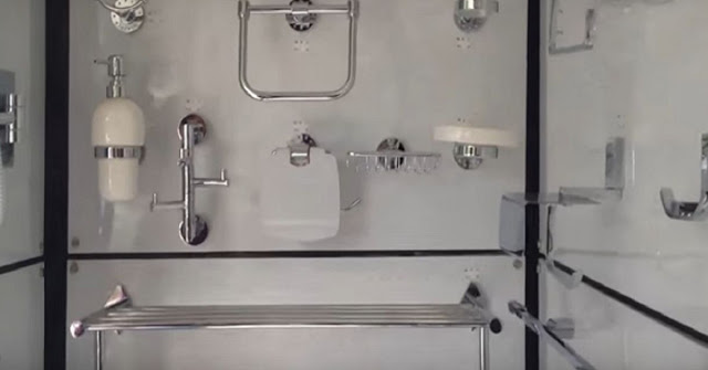 What is accessories in your bathroom
