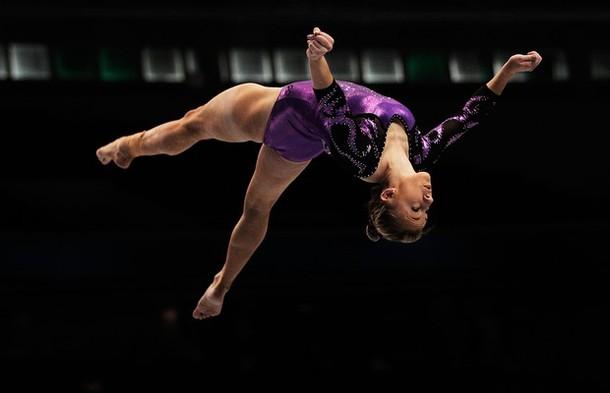 The Australian Gymnastics Blog October 2011