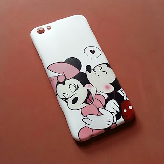 custom case couple mickey mouse