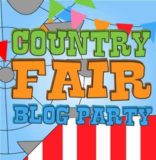 Country Fair Blog Party monthly linky party - starts the 1st of each month