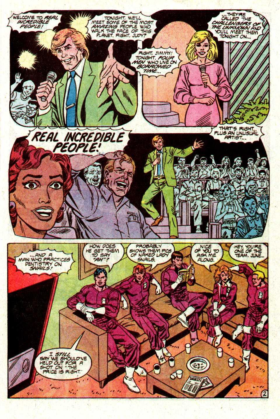 Read online Secret Origins (1986) comic -  Issue #12 - 20