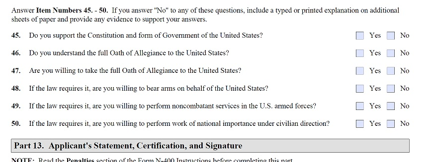 Need To Share News How Many Applicants For Us Citizenship Admit