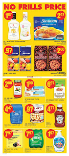 No Frills Canada Flyer January 25 - 31, 2018