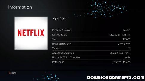 Netflix N0 PSN - Download game PS3 PS4 RPCS3 PC free