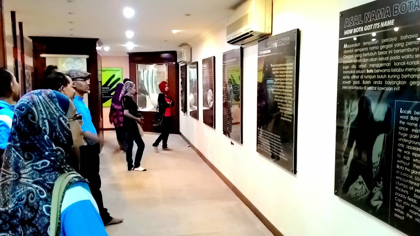 Pusat Konservasi Hidupan Liar (Tuntung) Bota Kanan, Perak