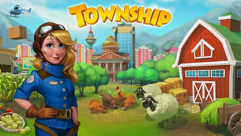 Township MOD APK Infinite Money 7.3.0 Android