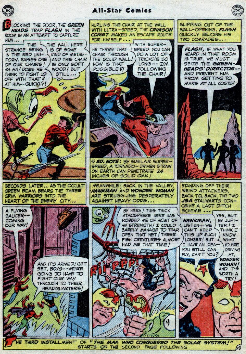 Read online All-Star Comics comic -  Issue #55 - 22