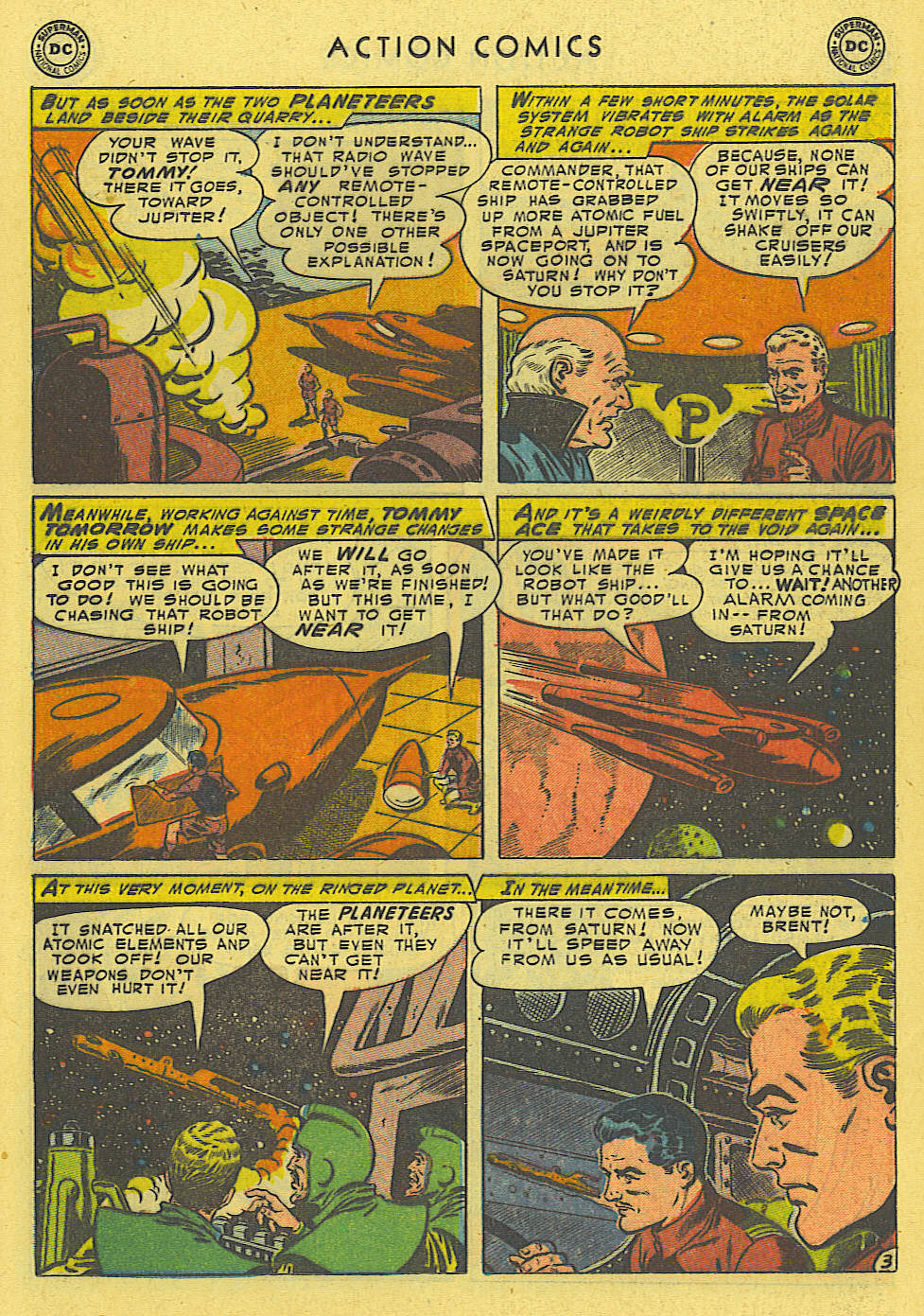 Read online Action Comics (1938) comic -  Issue #194 - 22