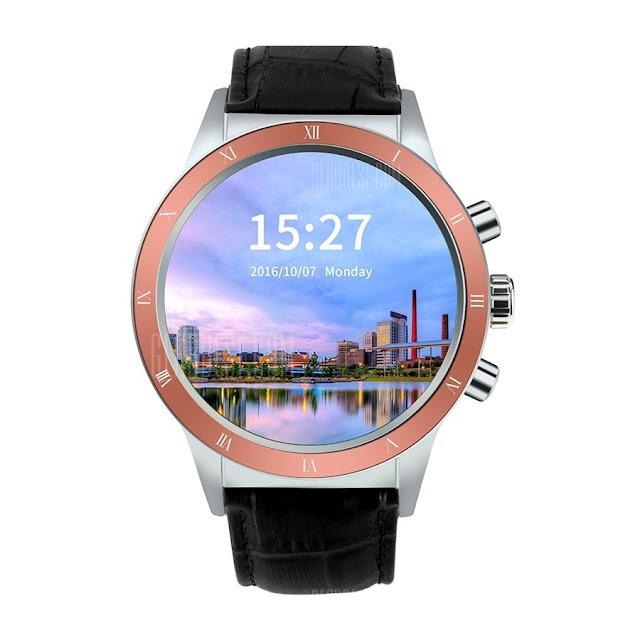 [Análisis] Smartwatch Y3 Phone, panel AMOLED a precio low cost